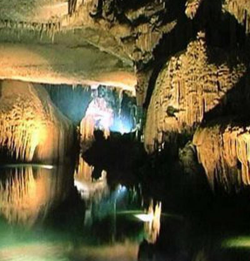 غار علیصدر (همدان)